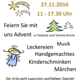 Tymmo-Advent in Lütjensee